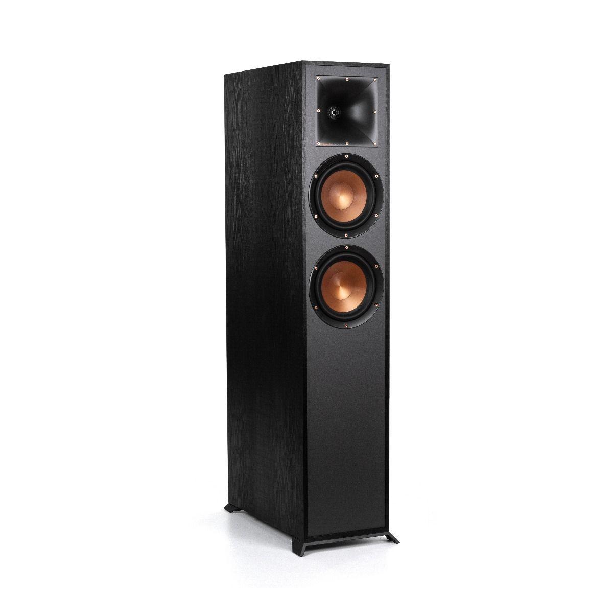 Klipsch: R-625FA Dolby Atmos® Vloerstaande Speaker Zwart