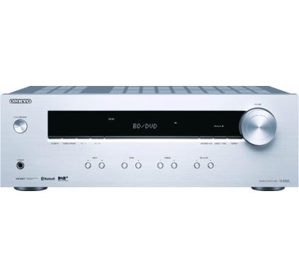 Onkyo: TX-8220 Stereo Receiver – Zilver kopen