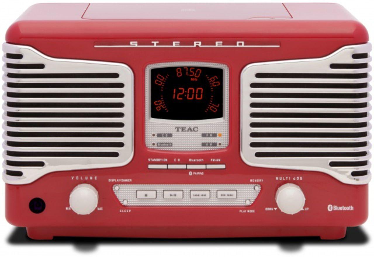 SL-D800BTR Red