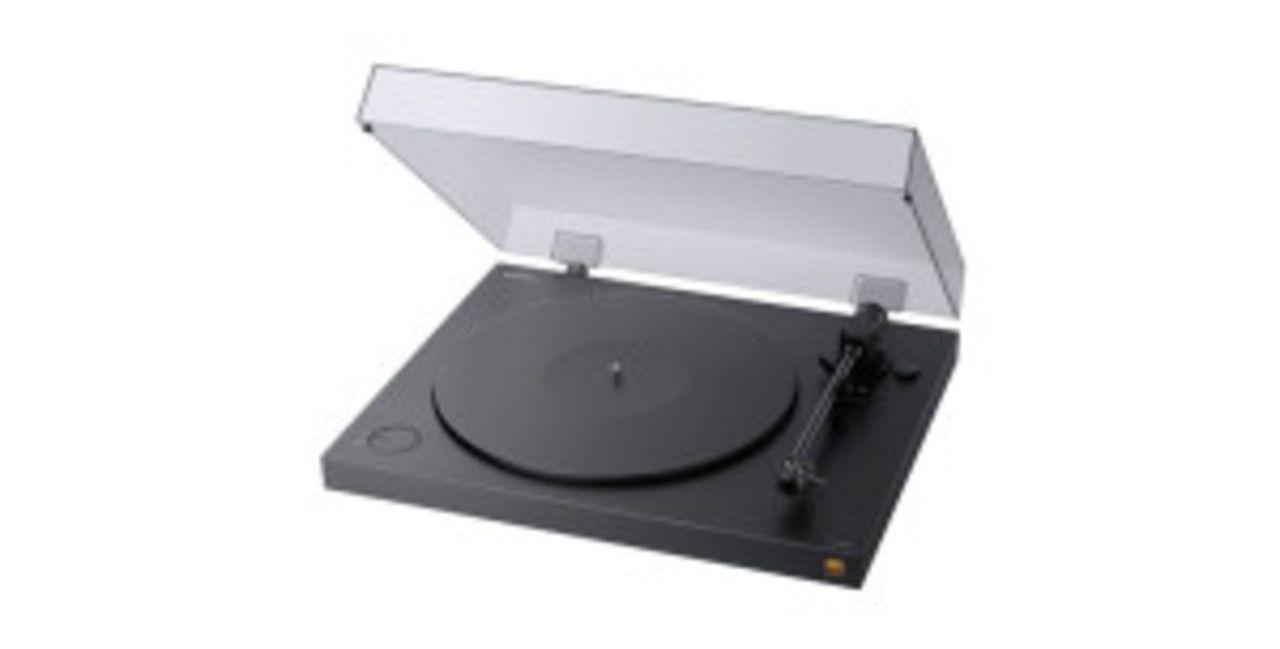 Sony: PSHX500 platenspeler – Zwart kopen