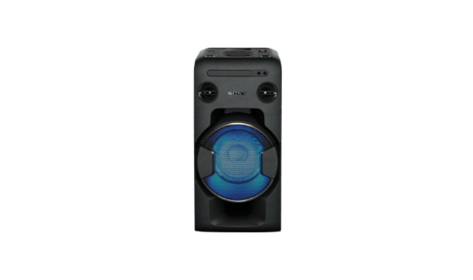Sony: MHCV11 Audiosysteem – Zwart kopen