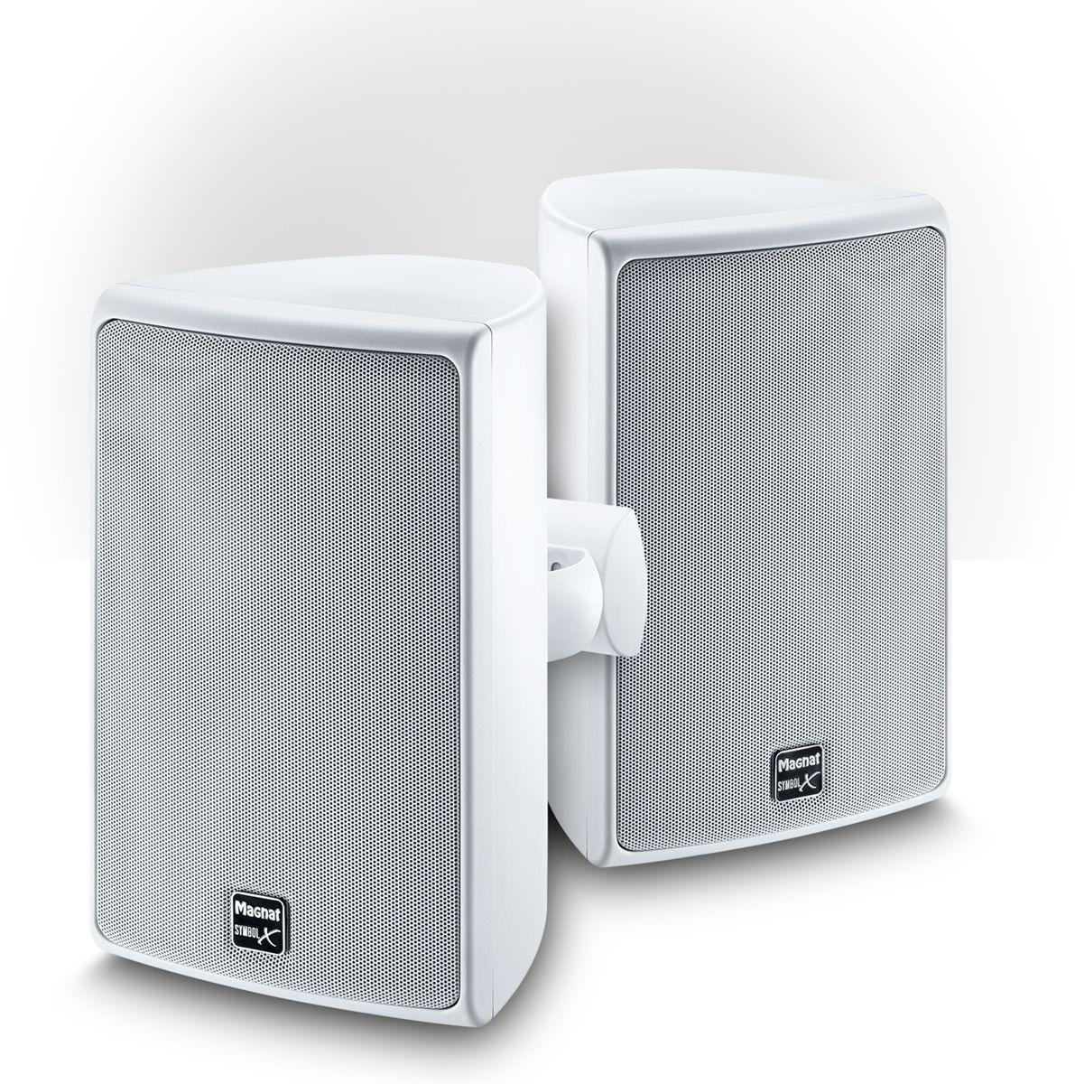 Magnat: Symbol X 160 - Boekenplank speakers In/outdoor - Wit
