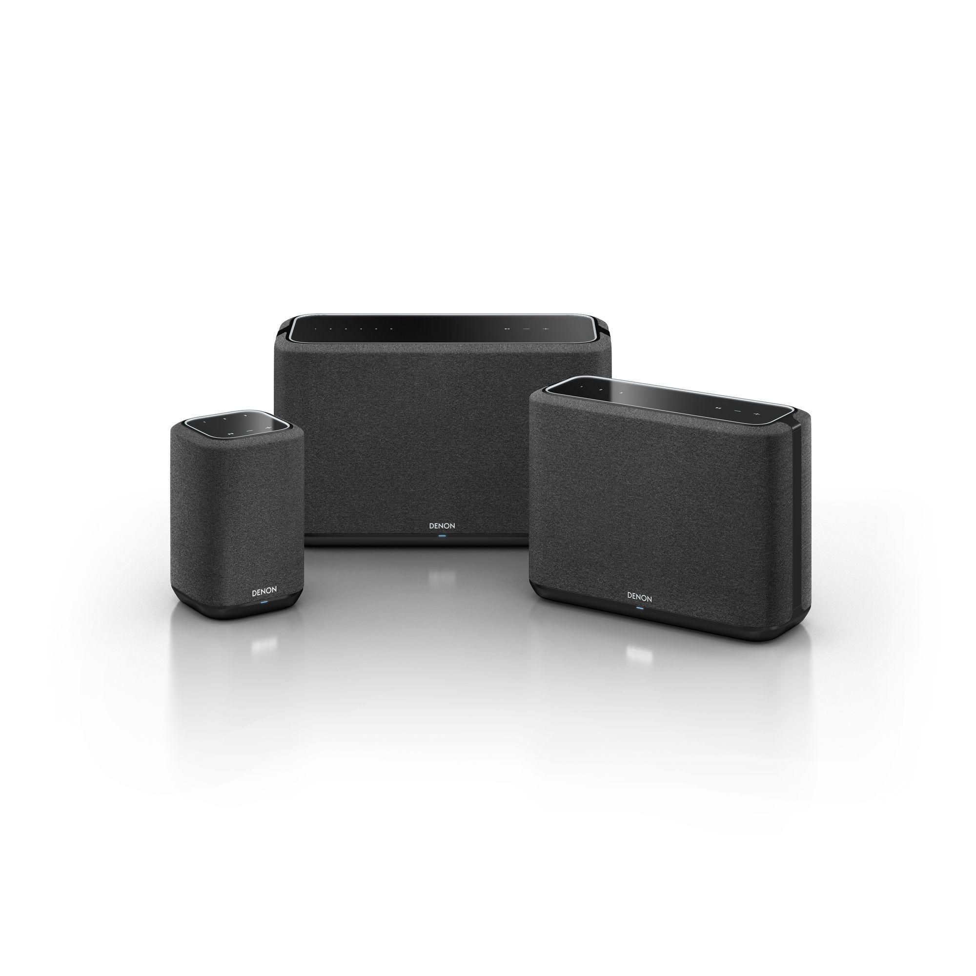 Alles over de nieuwe Denon Home Draadloze Speakers