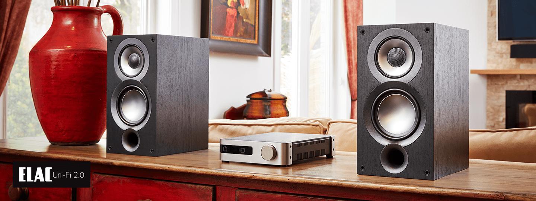 ELAC: omdat audiofilie niet duur hoeft te zijn