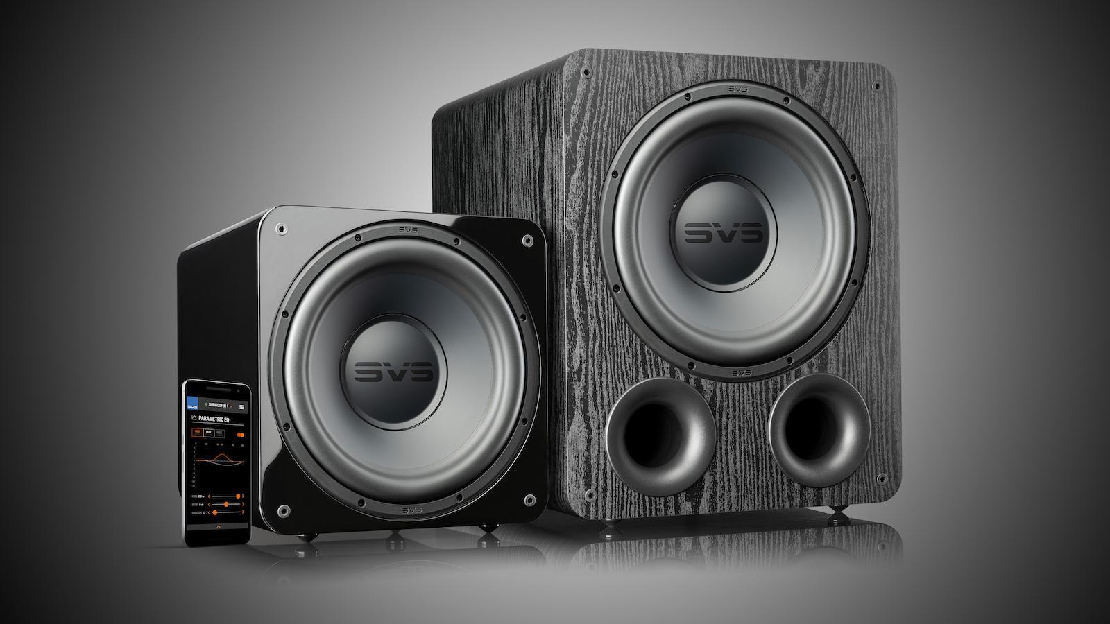 SVS: 1000 Pro-serie radicaal vernieuwd