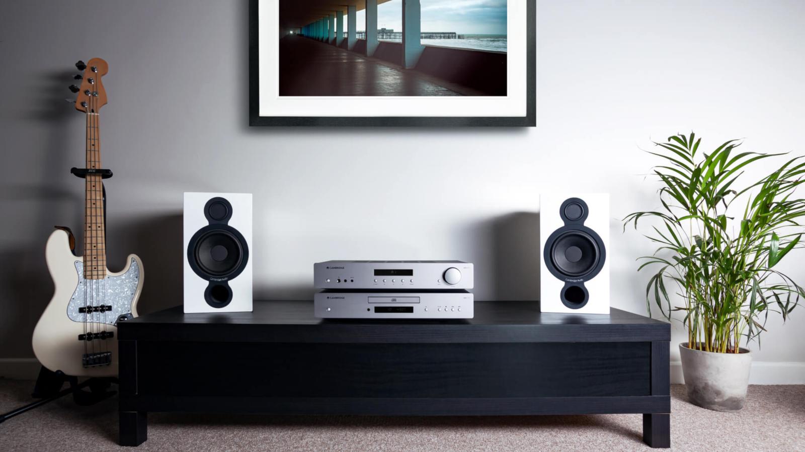 De nieuwe AX-productlijn van Cambridge Audio