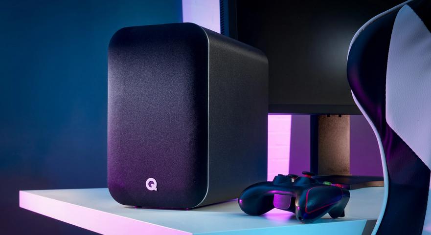 Q Acoustics M20: fraaie, draadloze speakers
