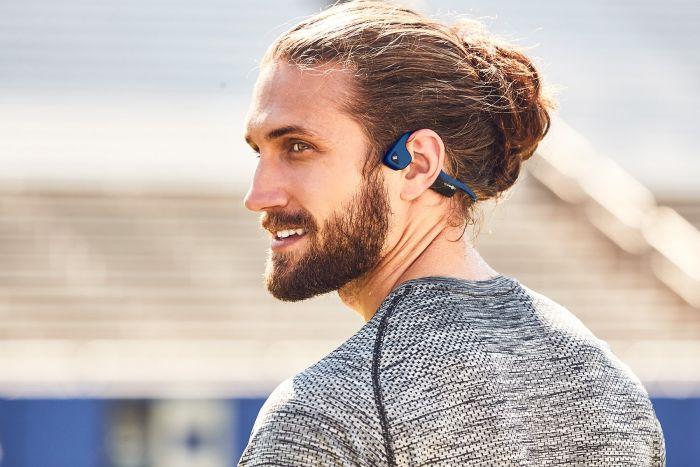 De unieke oplossing voor fietsen of autorijden met muziek (in) de oren.