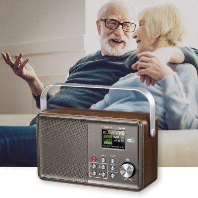Albrecht: moderne radio's voor ouderwetse gezelligheid