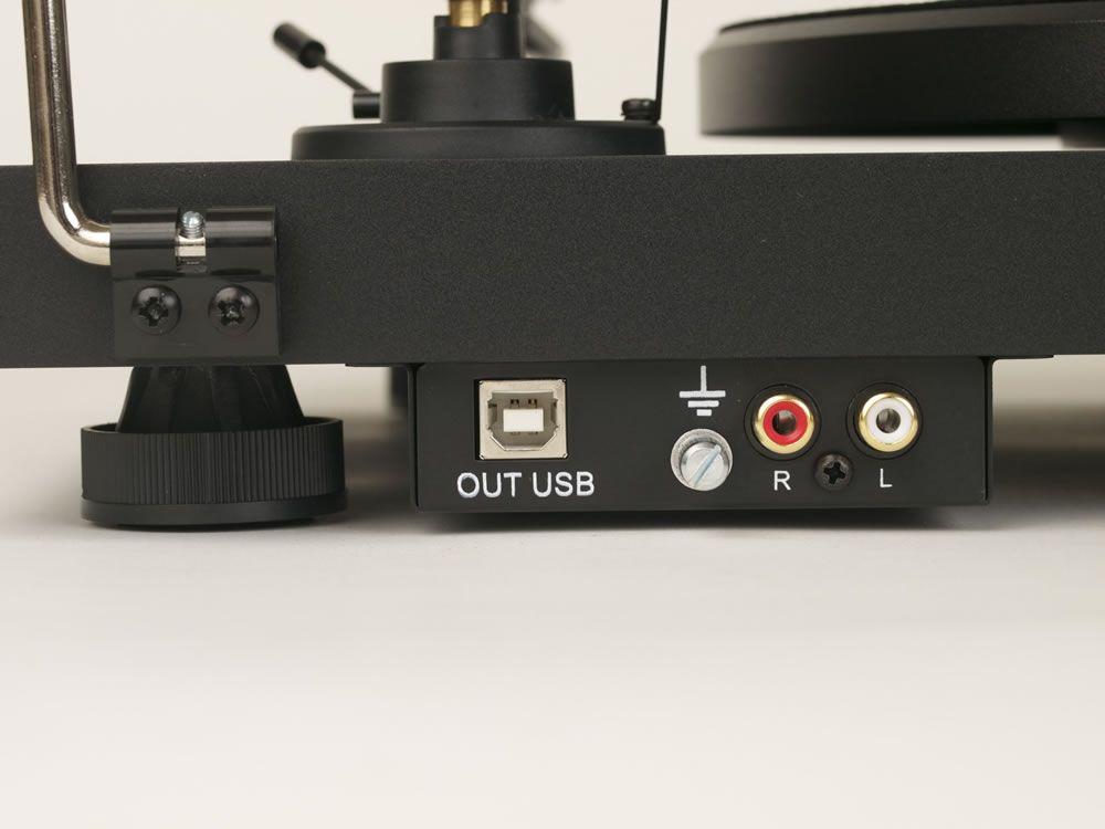 Standaard platenspeler vs USB-platenspeler