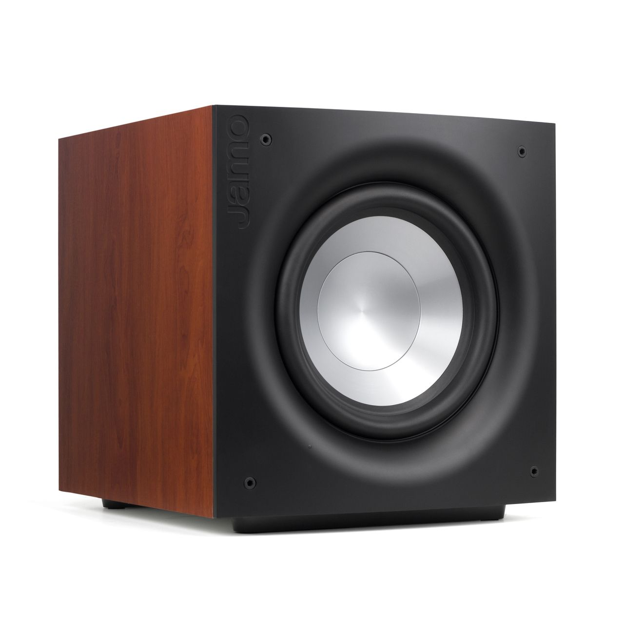 Jamo J 112 SUB dark apple - Actieve subwoofer