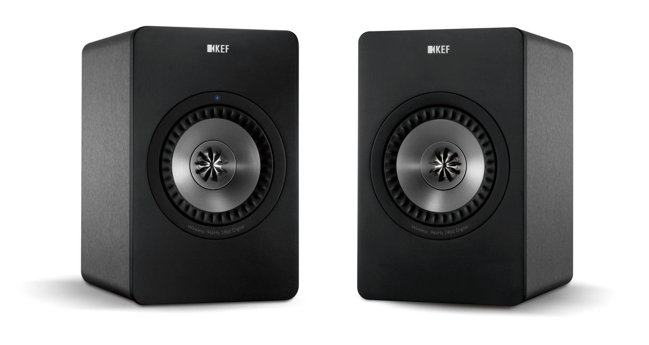 KEF X300A Wireless GM actieve luidspreker (set van 2)