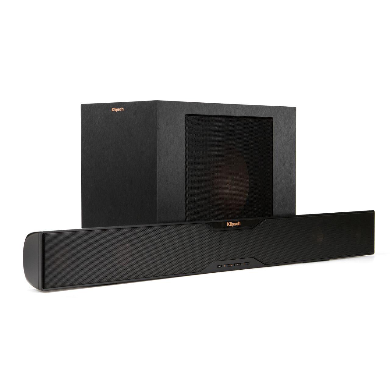 Klipsch R-20B - Soundbar met draadloze sub