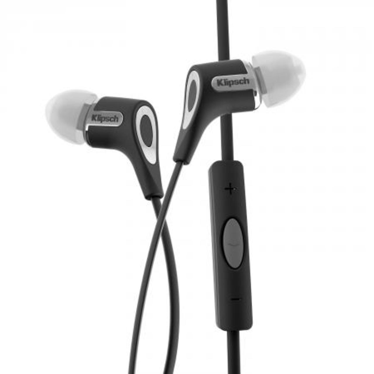 Klipsch R6i - In-ear koptelefoon - Zwart