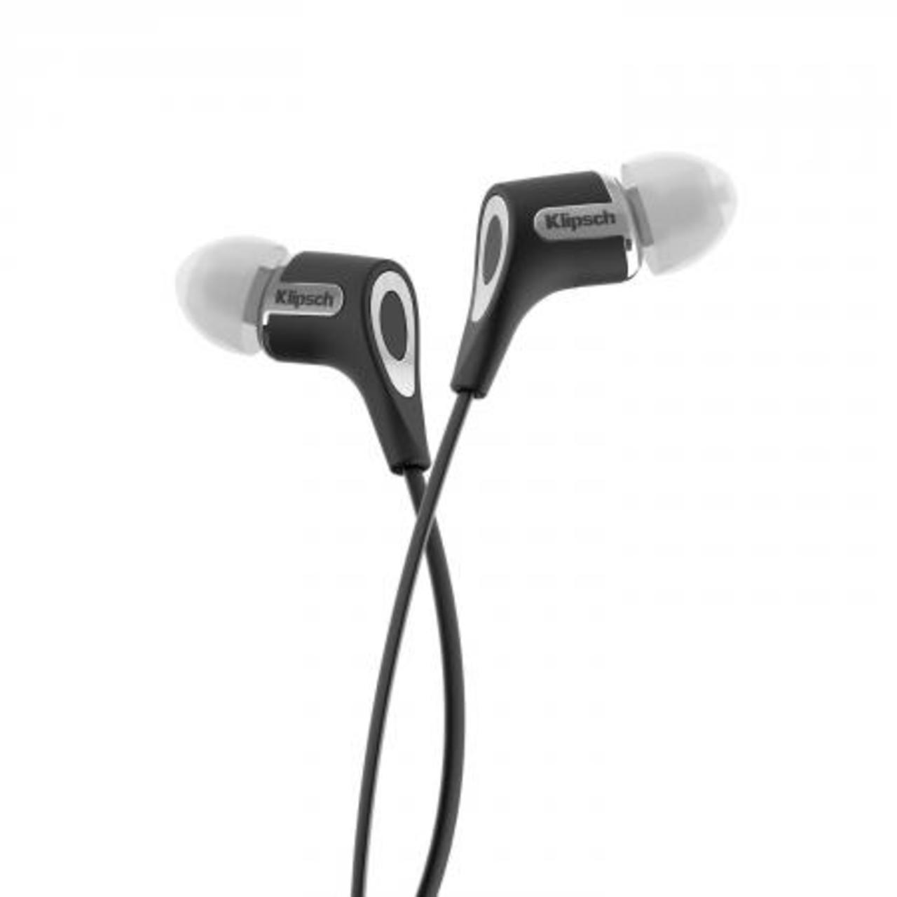 Klipsch R6 In-ear Koptelefoon zwart