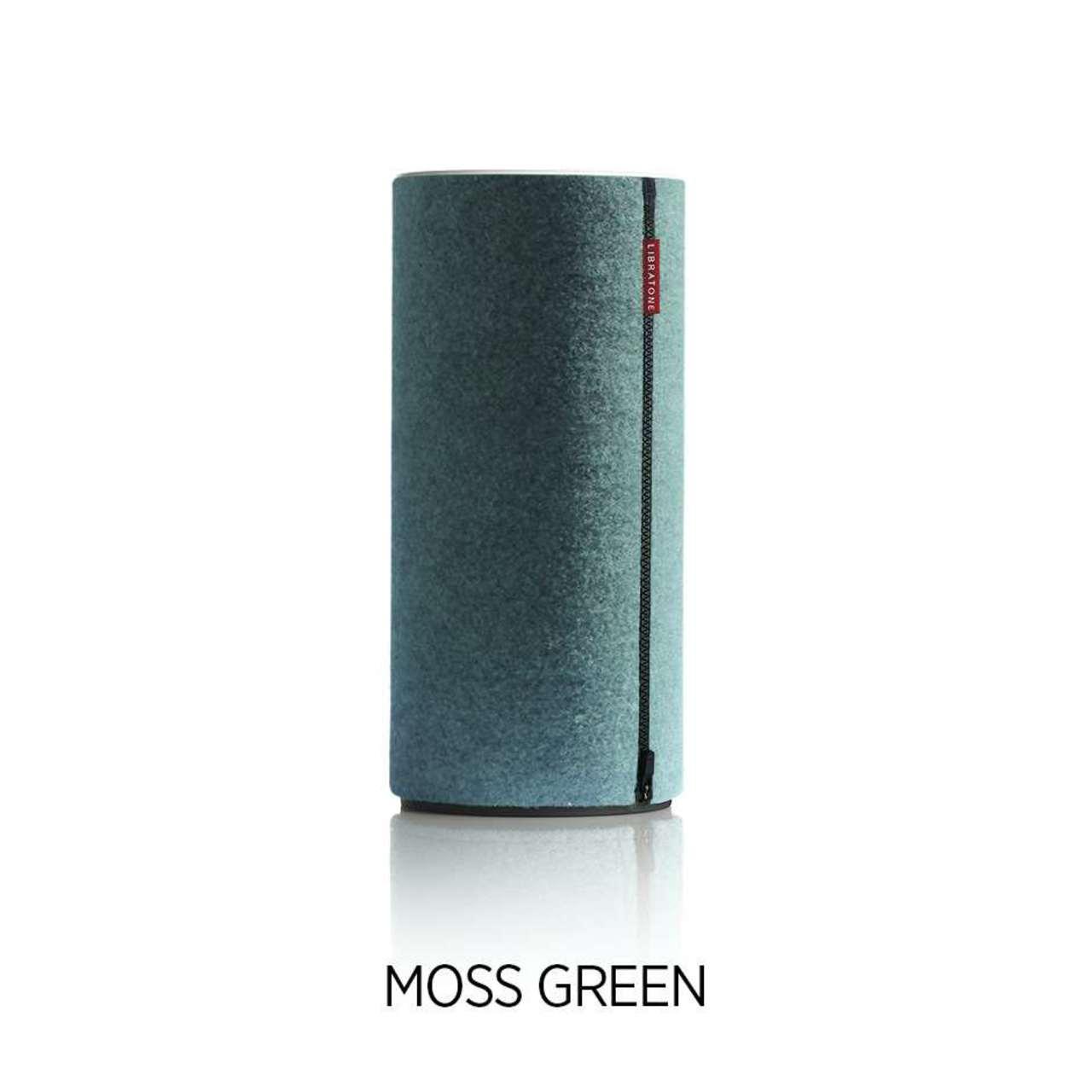 Libratone: Zipp Speaker Cover Moss Groen