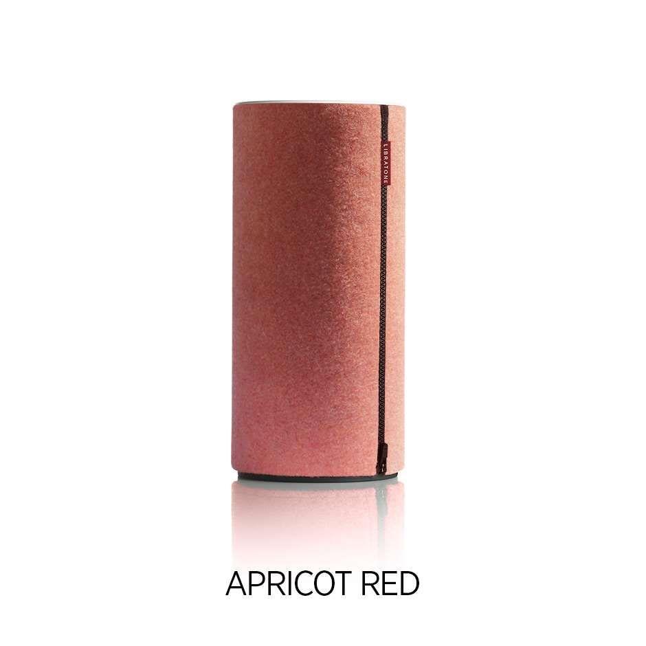 Libratone: Zipp Speaker Cover Abrikoos Rood