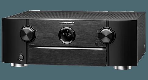 Seconddeal: Marantz SR6011 9.2-kanaals AV-receiver - Zwart