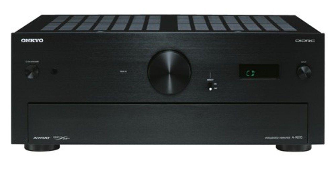 Onkyo: A-9070 Stereo versterker Zwart