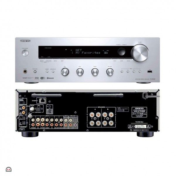 Seconddeal: Onkyo Tx-8150 receiver - Zilver