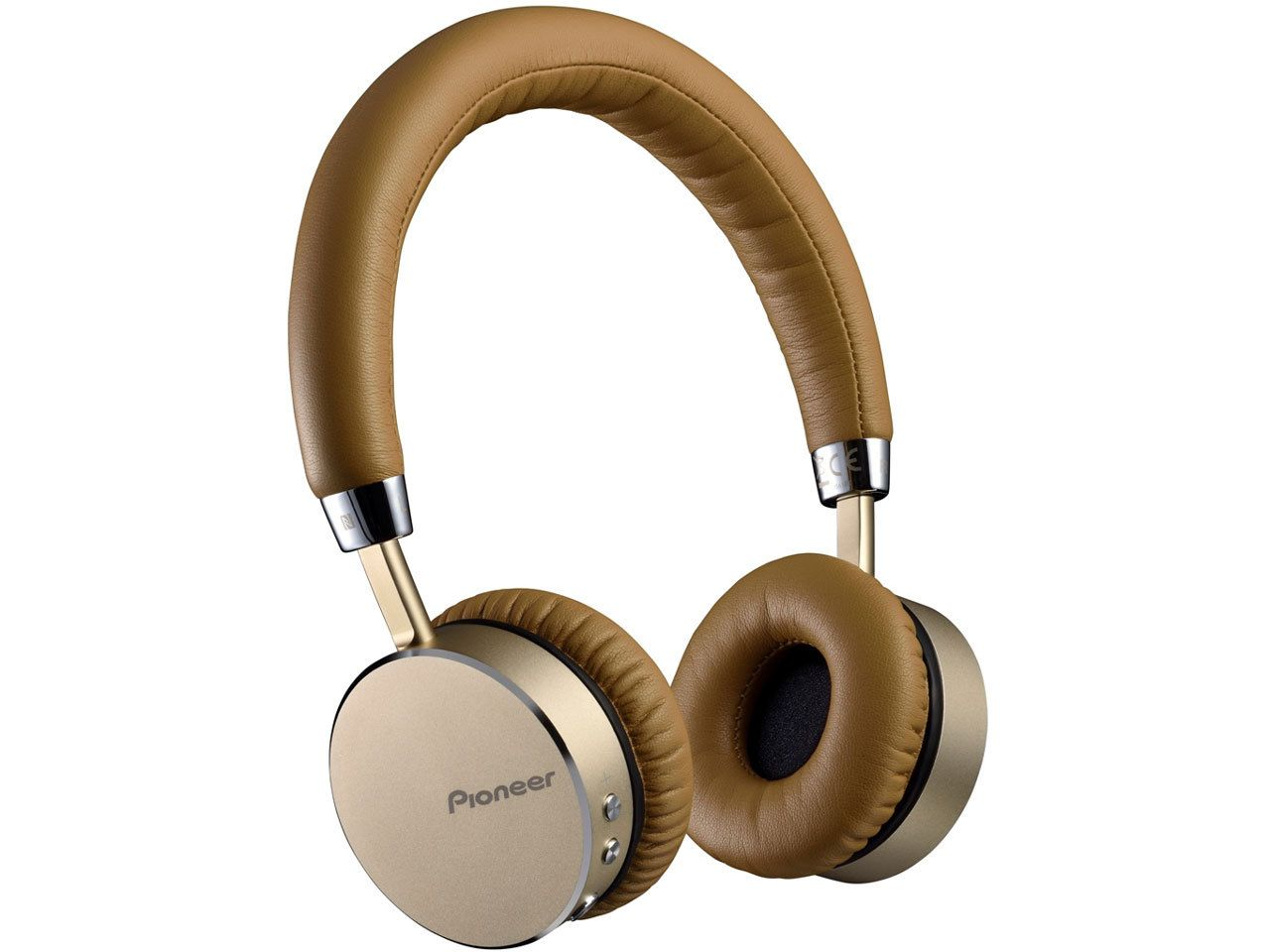 BT Fully-Enclosed Headphone Brown