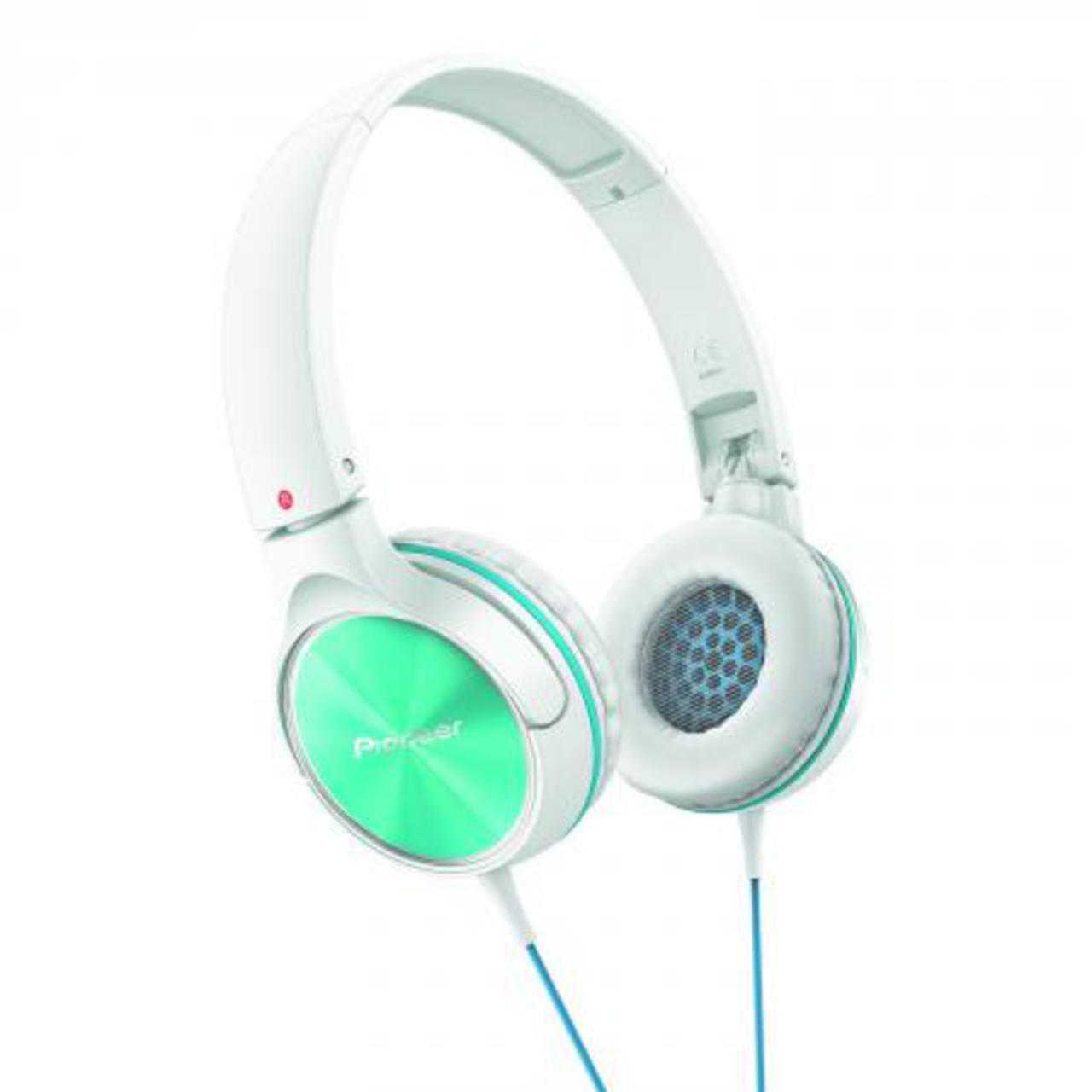 Pioneer SE-MJ522-G - Over-ear koptelefoon - Turquoise