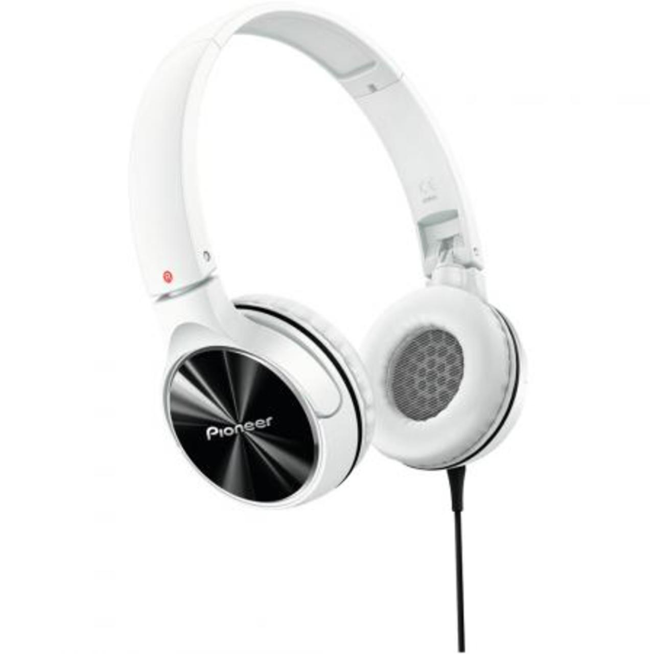 Pioneer SE-MJ532-W - Over-ear koptelefoon - Wit