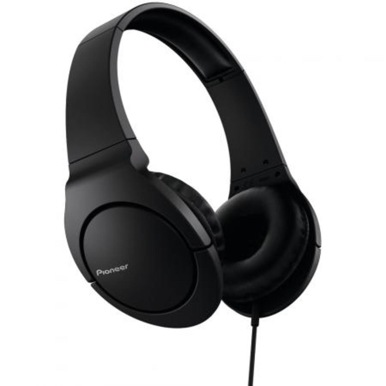 Pioneer SE-MJ741-K Basshead Koptelefoon zwart