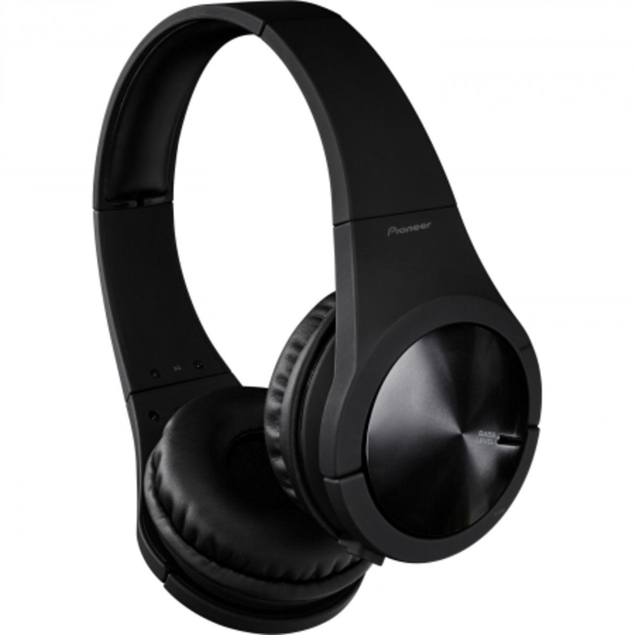 Pioneer SE-MX7-K - On-ear koptelefoon - Zwart