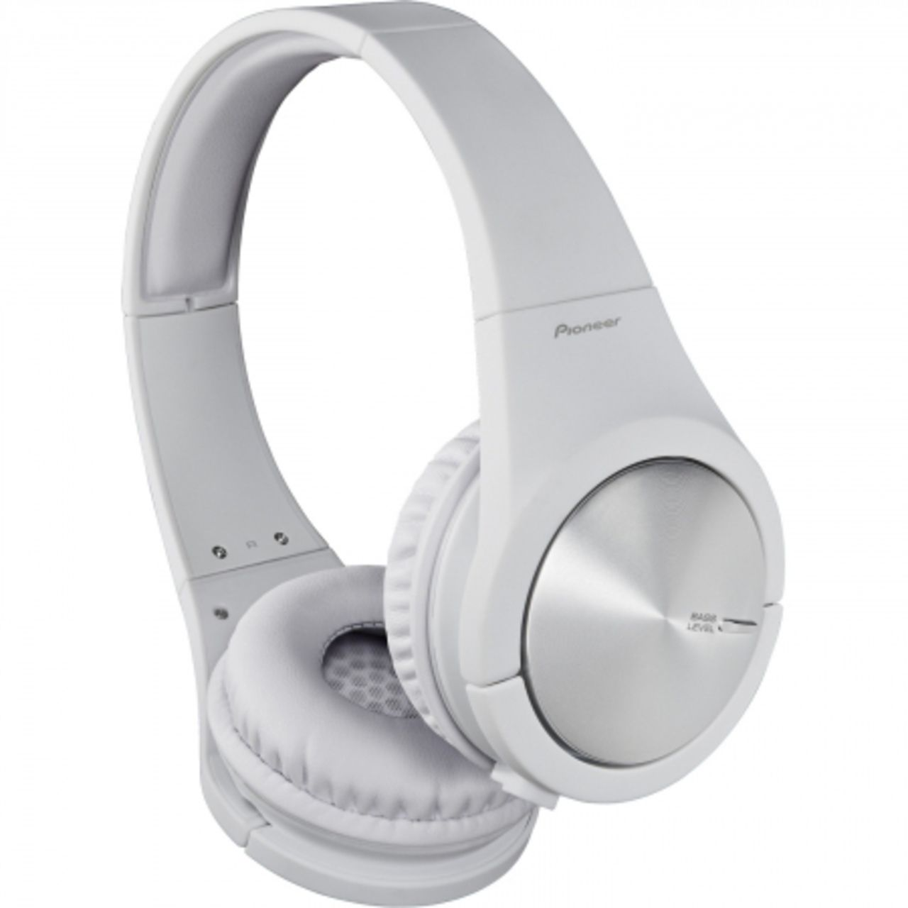 Pioneer SE-MX7-W - On-ear koptelefoon - Wit