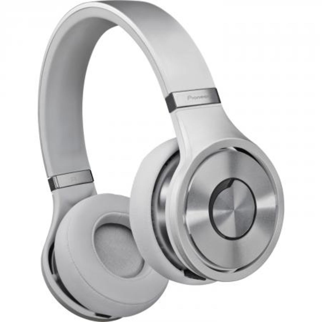 Pioneer SE-MX9-S - Over-ear koptelefoon - Zilver
