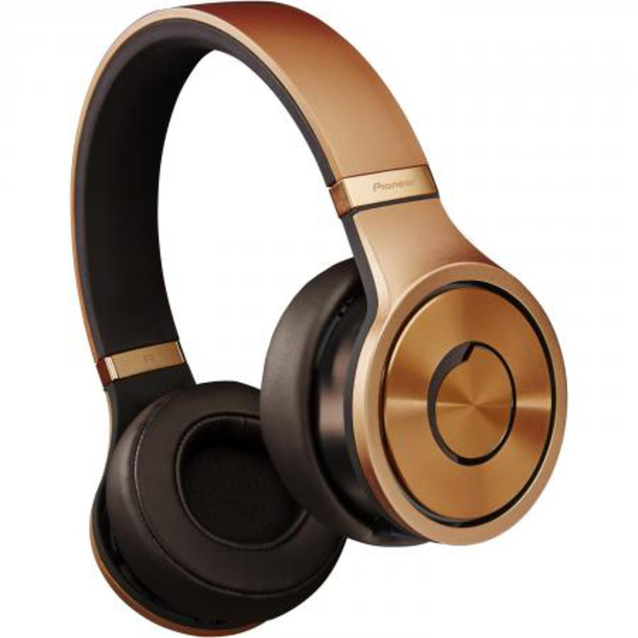 Pioneer SE-MX9-T - Over-ear koptelefoon - Koper