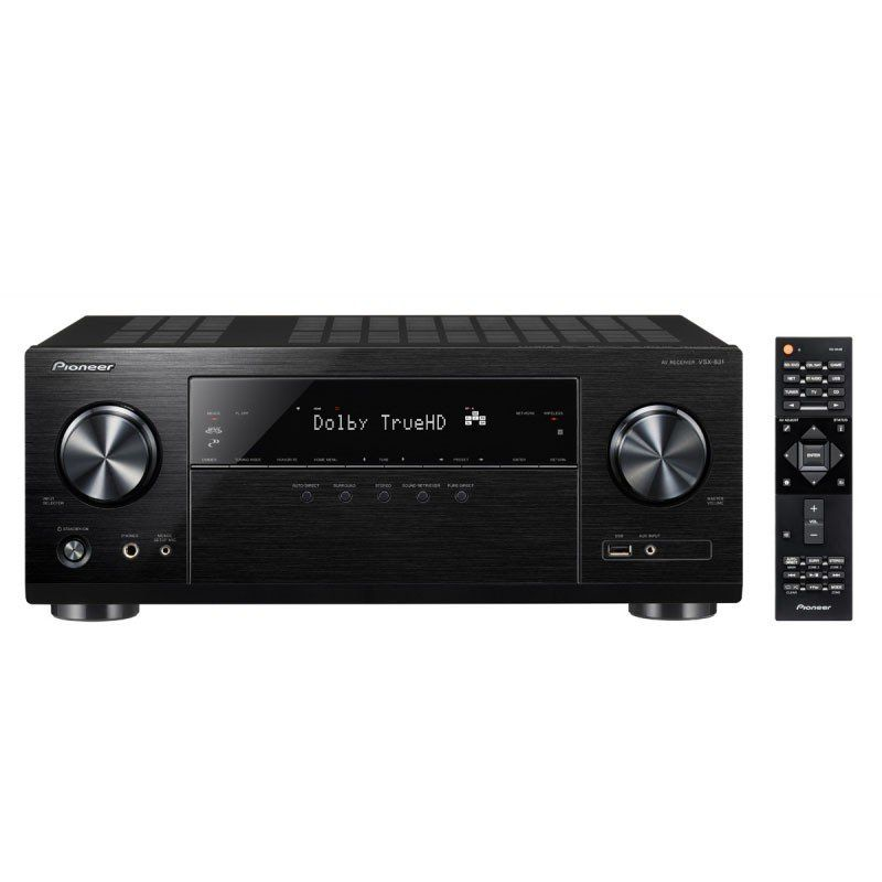 SecondDeal: PIoneer VSX-831 receiver - Zwart