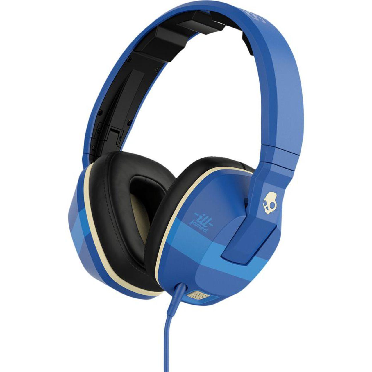 Crusher blauw