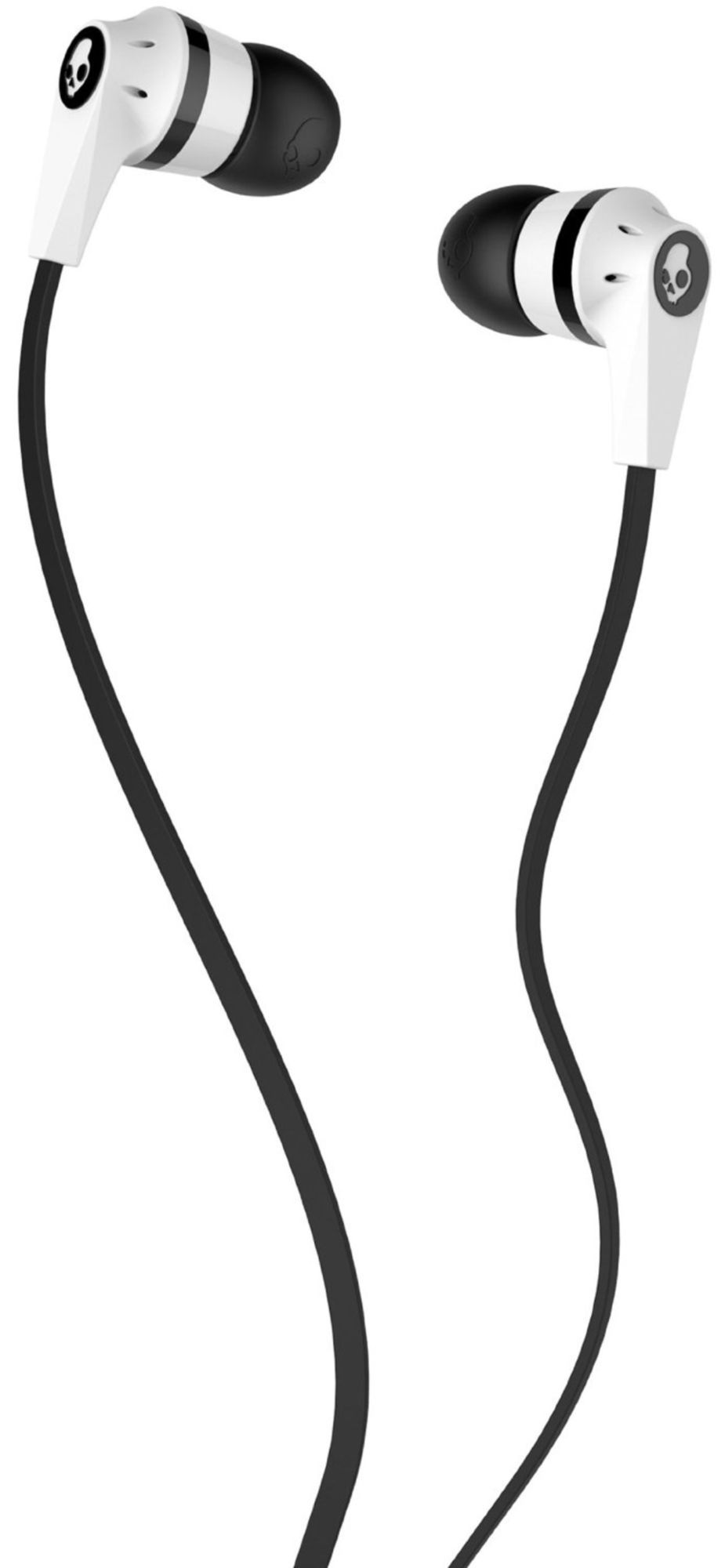 SkullCandy Inkd 2.0 - In-Ear koptelefoon - Zwart/Wit