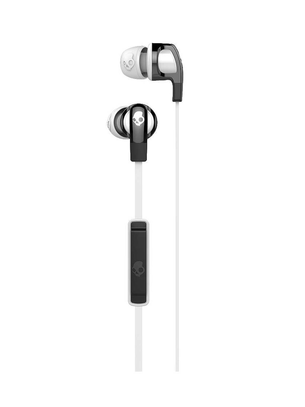 Skullcandy Smokin Buds - In-ear koptelefoon - White/Black