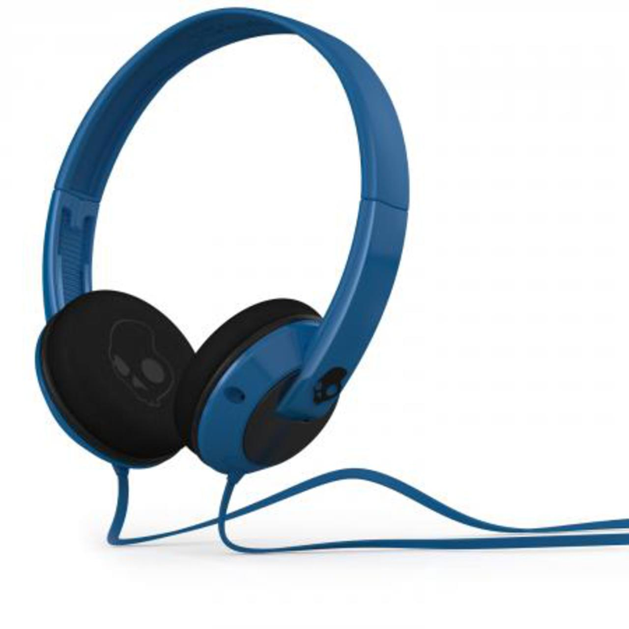 Skullcandy Uprock - On-ear koptelefoon - Blauw