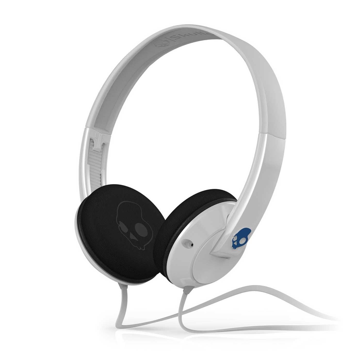 Skullcandy Uprock - On-ear koptelefoon - Wit/Zwart