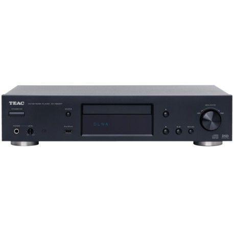 Teac CD-P800NT-B - Netwerk CD-speler met internetradio - Zwart