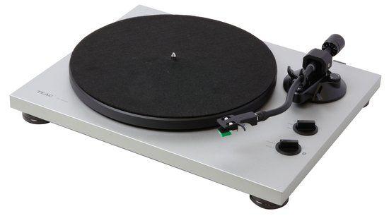 TEAC: TN-400 Bluetooth platenspeler - Wit